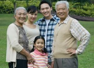 los-abuelos