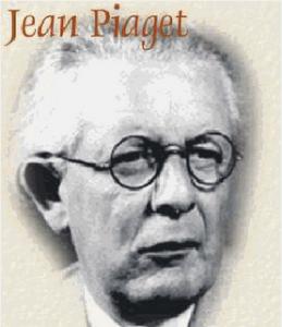 Jean Piaget( 1896- 1980) psicólogo experimental, filósofo, biólogo suizo creador de la epistemología genética y famoso por sus aportes en  la psicología evolutiva y su teoría del desarrollo cognitivo.