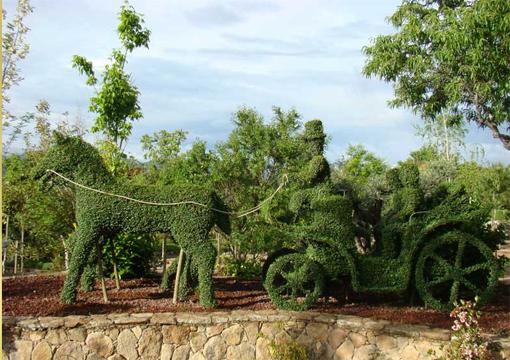 Visita al bosque encantado - Jardin encantado madrid ...